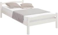Каркас кровати ММЦ Гольф 140 (белый воск) -