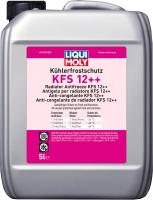 Антифриз Liqui Moly Kuhlerfrostschutz KFS 12++ / 21135 (5л, красный) -