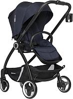 Детская прогулочная коляска Euro-Cart Crox (Cosmic Blue) -