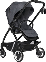 Детская прогулочная коляска Euro-Cart Crox (Coal) -