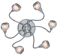 Люстра Ideal Lux Tender PL6 Trasparente / 28699 -