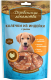 Лакомство для собак Деревенские лакомства Колечки из индейки с рисом (85) -