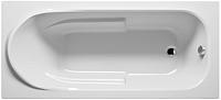 Ванна акриловая Riho Columbia 160 / BA01005 (с ножками и экраном) -