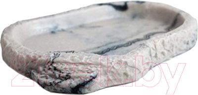 Кормушка для рептилий Lucky Reptile Granite / FDG-2