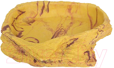 Кормушка для рептилий Lucky Reptile Sandstone / WDS-3