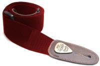 Ремень для гитары 3W STP-CST-1303-A (красный) -