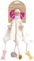 Игрушка для животных Rosewood Мульти одеяло с игрушками / 20542/RW (белый) -