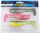 Мягкая приманка Dragon Bandit / CHE-BD40-MIX3 (3шт) -