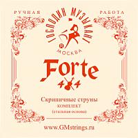 Струны для смычковых Господин Музыкант VN327 FORTE (4/4) -