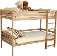 Двухъярусная кровать Можга Р426 (бук) -