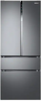 Холодильник с морозильником Samsung RF50N5861B1/WT -