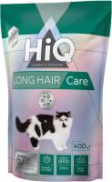 Корм для кошек HiQ Long Hair Care / 45436 (400г) -