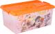 Контейнер для хранения Альтернатива 44 котёнка / М7647 -