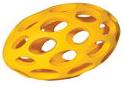 Игрушка для животных Rosewood Мяч сетчатый регби / 20084/RW -