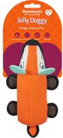 Игрушка для животных Rosewood Лиса Canvas / 39034/RW (оранжевый) -