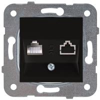 Розетка Panasonic Karre Plus WKTT04022DG-BY -