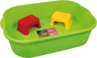 Песочница-бассейн Альтернатива М4680 (зеленый) -