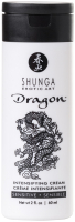 Лубрикант-крем Shunga Dragon Sensitive / 5220 (60мл) -
