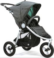 Детская прогулочная коляска Bumbleride Indie (Dawn Grey Mint) -