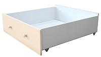 Ящик под кровать Можга Р422 (слоновая кость) -