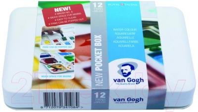 Акварельные краски Van Gogh 20808631 (12цв)