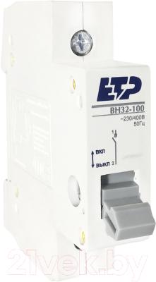 Выключатель нагрузки ETP ВН 32-100 1P 16А / 12307