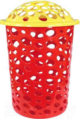 Корзина Альтернатива Сорренто / М1885 корзина для мусора сорренто 12л серый м2055 башкирия