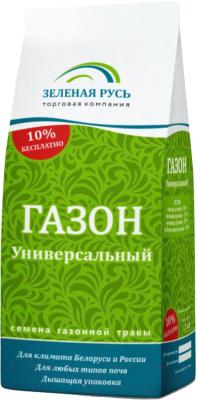 Семена газонной травы Зеленая Русь Универсальный газон