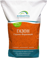 Семена газонной травы Зеленая Русь Садово-парковый газон (5кг) -