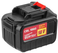 Аккумулятор для электроинструмента Wortex CBL 1860 (CBL18600029) -