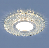 Точечный светильник Elektrostandard 2233 MR16 CL (прозрачный) -