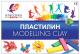 Пластилин ЛУЧ Классика / 12С 867-08 (8шт) -