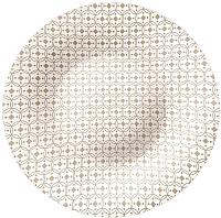 Тарелка столовая глубокая Bormioli Rocco Керамик 430132-932 (бежевый) -