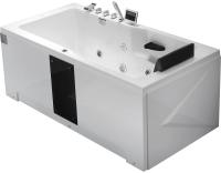 Ванна акриловая Gemy G9066 II K L 171x86 (с гидромассажем) -