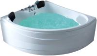 Ванна акриловая Gemy G9041 B 150x150 (с гидромассажем) -
