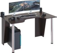 Компьютерный стол Сокол-Мебель КСТ-18 (венге) -
