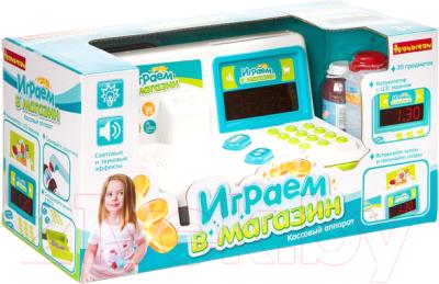 Касса игрушечная Bondibon Играем в магазин / ВВ4127