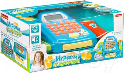 Касса игрушечная Bondibon Играем в магазин / ВВ4128
