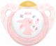Пустышка NUK Baby Rose Ортодонтической формы / 10726008 (латекс, р.1) -