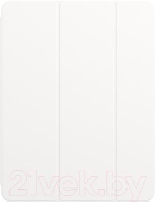Чехол для планшета Apple Smart Folio for iPad Pro 12.9 White / MXT82