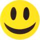 Стиратель для доски Darvish Смайлик магнитный / DV-10503 -