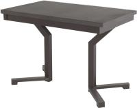 Обеденный стол AMC Premium / 1С(1100)23 (коричневый/баменда венге) -