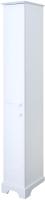 Шкаф-пенал для ванной Акватон Элен (1A228603EN01L) -