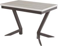 Обеденный стол AMC Premium / 2С(1100)22 (коричневый/сосна кастина) -