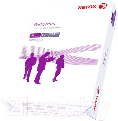 Бумага Xerox Performer A4 80 г/м2 (500л)