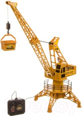 Игрушка на пульте управления Bondibon Кран игрушечный / ВВ4089