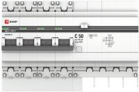 Дифференциальный автомат EKF АД-4 50А/30мА / DA4-50-30 -