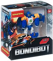 Робот-трансформер Bondibon Самолет / ВВ4347 -