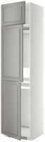 Шкаф-пенал под холодильник Ikea Метод 492.277.85 -