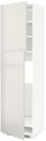 Шкаф-пенал под холодильник Ikea Метод 892.330.58 -